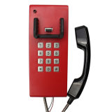 Téléphone appelant Emergency de service public du téléphone Knzd-28 de point extérieur d'aide