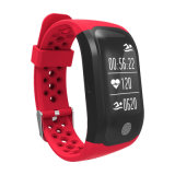 심박수 모니터 지능적인 스포츠 악대 16 시간 ECG GPS Bluetooth