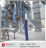 Singel 기계장치를 가진 중국 석고 분말 태워서 석회로 만드는 시스템