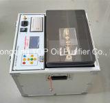 De Apparatuur van de Test van de Olie van de Transformator van het Voltage 60kv/80kv/100kv van de output (iij-II)