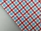 Assegno tinto pronto 100% di Oxford del filo di cotone del tessuto Fabric-Lz8598