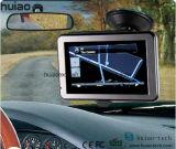 5.0 système de navigation portatif du véhicule GPS de pouce HD avec le récepteur d'ISDB-T TV Bluetooth TMC