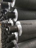 Câmara de ar de aleta composta do aço e o de alumínio do metal dobro para o cambista de calor
