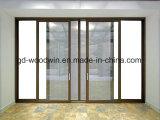 [ووودوين] [سليد دوور] ثقيل مع يليّن زجاج