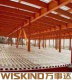Edificio residencial de ingeniería pre Estructura de acero, estructura de acero prefabricados