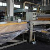 Nueva papel impregnado del grano melamina decorativa de madera para los muebles, guardarropa del fabricante chino
