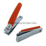 Alta calidad de Baby Nail Clipper con empuñadura de goma (608R-2)