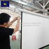 Les écrans de xy 100 pouces Ecran de projection escamotable électrique équipement de bureau