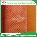 Material não tecido direto Washable da tela do poliéster não tecido da tela