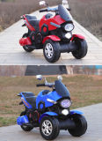Com luz e música no carro de passeio para Bebé Kids Motociclo eléctrico
