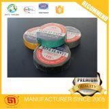 O alongamento da fita isolante de PVC de alta