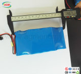 18650 pacchetto a bassa temperatura della batteria del polimero di 4s3p 14.6V 6.6ah Li