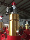 Cilindro poco costoso all'ingrosso del fuoco di gas di prezzi Hfc-227ea (FM200) della fabbrica