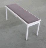 Cadeira barata do banco do restaurante