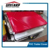 Coperchi protettivi del rimorchio del PVC di alta qualità con ruggine e gli occhielli resistenti alla corrosione