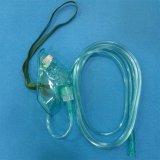 Het beschikbare Medische Zuurstofmasker van pvc voor Volwassen/Pediatrisch