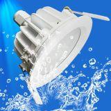 15W IP65 Waterproof&#160 ; Plafonnier de DEL COB&#160 enfoncé ; LED&#160 ; Downlight