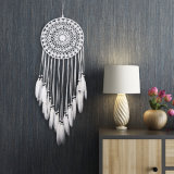 Indian Dream Catcher plumas mobiliario hogar decoración de boda