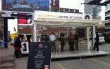 20FT de Winkel van de Koffie van de container