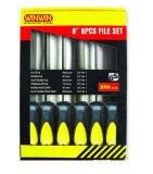 Оптовая торговля 6PC стальные цепи пилы набор файлов