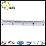 Luz linear del LED, luces industriales ligeras lineares de 200W LED Highbay LED, luz linear del almacén LED Highbay