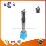 일반적인 고속 절단에 의하여 주문을 받아서 만들어지는 유효한을%s CNC 선반에 사용되는 제조자 높은 정밀도 HRC45/55/60/2 플루트 단단한 탄화물 맷돌로 가는 절단기