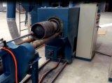 12.5kg/15kg het Vernietigen van het Schot van de Lopende band van het Lichaam van de Apparatuur van de Productie van de Gasfles van LPG Machine