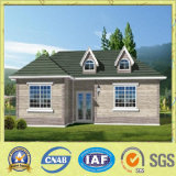 Casa prefabricada de dos pisos para Vivir (TPA-V009)