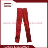 Pantalon de coton, de seconde main vêtements exportés à l'Afrique