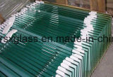 Glace Tempered en verre 15mm Rongshunxiang de construction