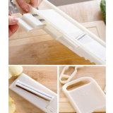 Переключателе овощей из нержавеющей стали для нарезки овощей Mandoline переключателе режущего аппарата регулируемый морковь лук Dicer