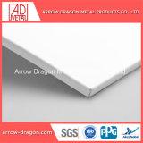 Texture de bois léger en aluminium Panneau alvéolé pour la Décoration de mur rideau
