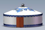 12 Sqm屋外のモンゴルのYurtのテント党イベントのテント