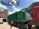 Dispositivo di raffreddamento di verdure di vuoto dei pallet dei prodotti freschi di Allcold/macchina di raffreddamento