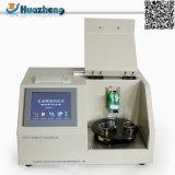 Analisi automatica dell'acido dell'olio di alta esattezza della macchina della prova dell'olio della turbina