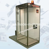 De Cabines van het Contante geld van de Machines van het geld innen Machines van het Spel van de Prijs van het Contante geld van Kubussen de Promotie