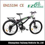 Vélo électrique avec le frein à disque hydraulique Tde01
