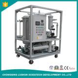 El modelo Gzl-100 la máquina para el purificador de aceite lubricante de alta viscosidad