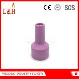 L'ugello di ceramica dell'allumina 0315033 fa domanda per il cannello per saldare di TIG