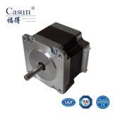 Motor paso a paso de maquinaria industrial (57DHS0110-25M) con Certificación RoHS, híbrido de 1,8 grados Motor paso a paso (NEMA23) para el equipo de montaje automático