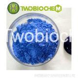 De Blauwe Kleur van Spirulina van Phycocyanim