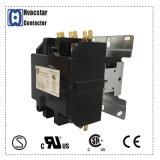 Serie definida 3 poste 75A 240V contactor SA de la CA del propósito