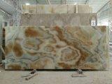 Coral Onyx Ladrilhos&lajes polidas em mármore&Bancada