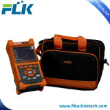 FTTHのファイバー光学ネットワーク試験装置機械小型手持ち型OTDR