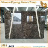 中国磨かれた暗いEmperadorブラウンの大理石の平板/Tiles/Floors/Flooring/Stone/Marble