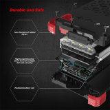 Bloc d'alimentation réel de Portable de côté d'énergie solaire de 16000mAh 5V