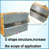 gerbeur magnétique permanent en acier de traiter 2000kg matériel