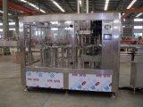 Máquina que capsula de relleno que se lava del agua mineral de la alta calidad