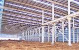工場および倉庫のための現実的な耐火性の構造スチール