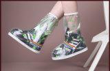 Mann-und Frauen-Form-hohe Gefäß-wasserdichte Schuh-Deckel-hohe Verdickung-beständiges unteres Innen - im Freienaufladungen
